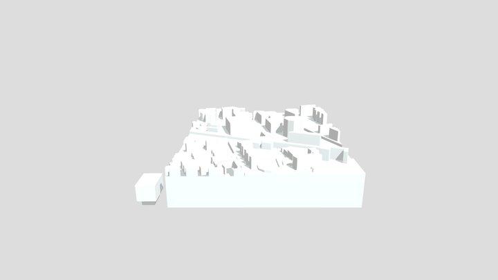 Book Cover 3D Model
