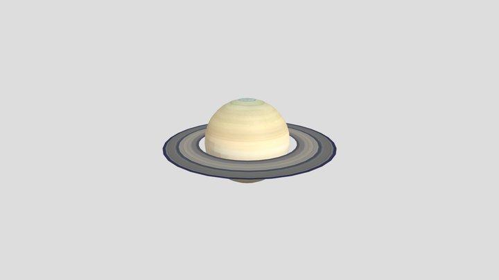 Saturno 3D Model