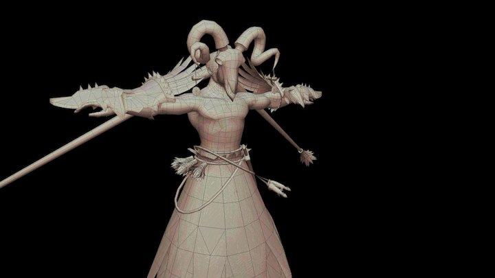 blindfox_odus_lafso 3D Model