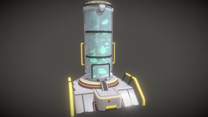 Oxygen Farm 1 3D Model