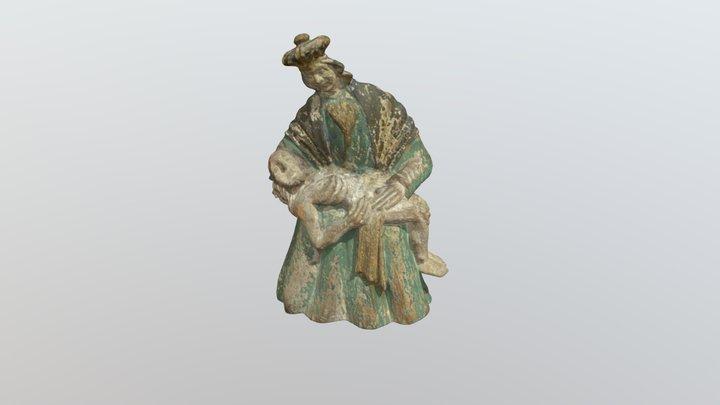 Pieta. XIX a. pab.–XX a. pr. 3D Model