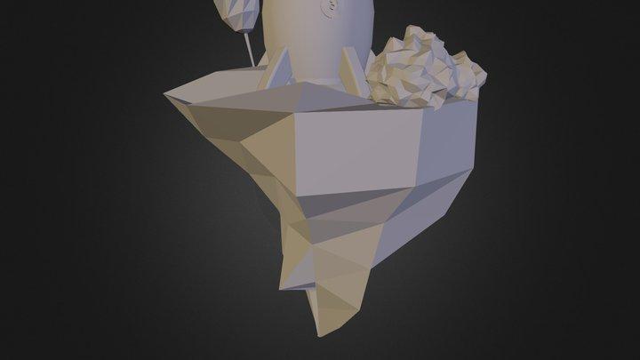 Welcome Island 3D Model