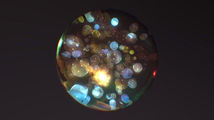 Art Marble 3D Model