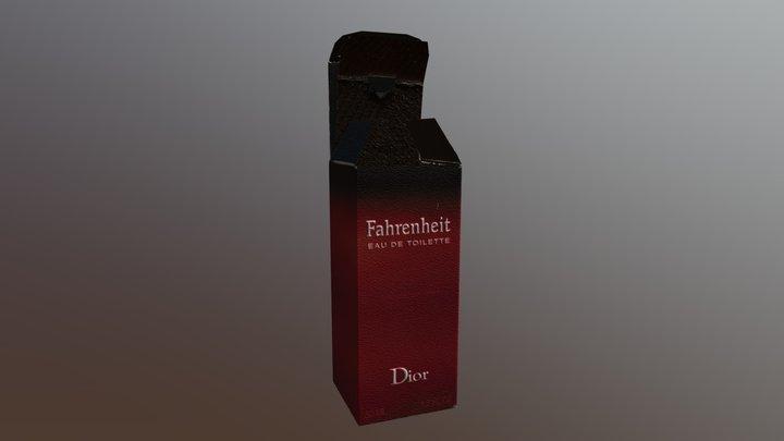 Fahrenheit 3D Model