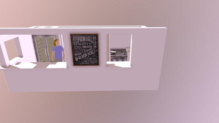 bb 3D Model