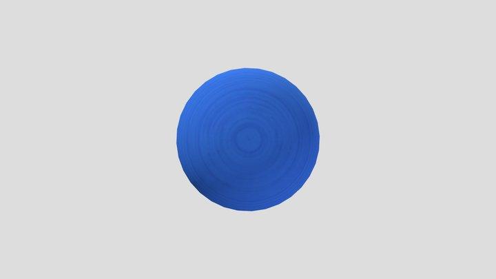 Sonic Ball 3D Model