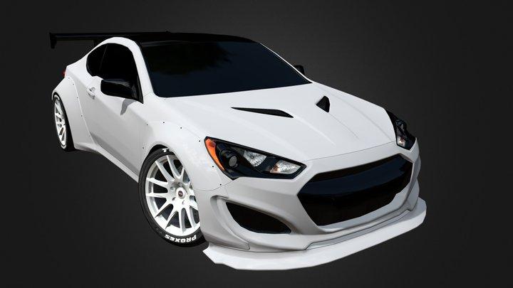 Hyundai 3D Model