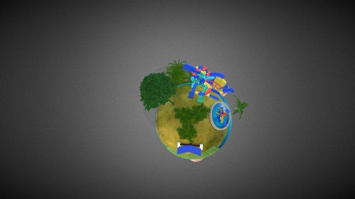 Kalomai 3D 3D Model