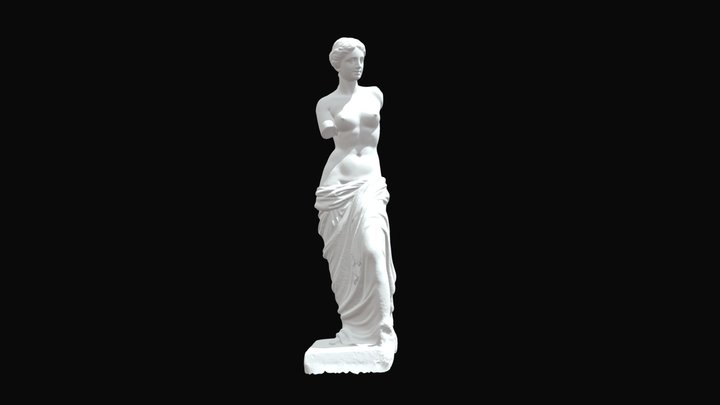 Vinus 3D Model