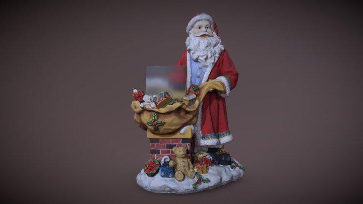 Santa 3 3D Model