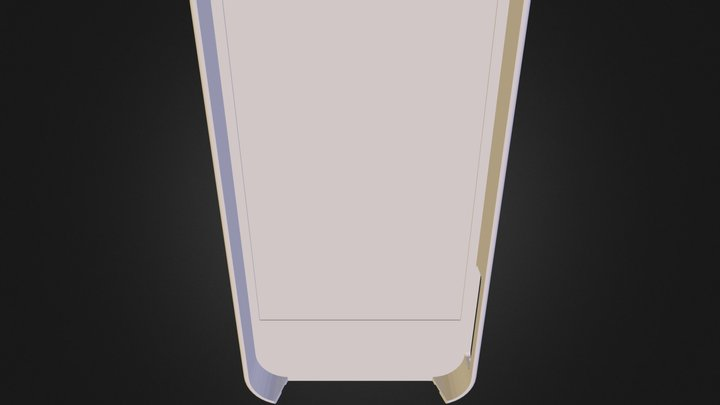iphone_case for credit card.STL 3D Model
