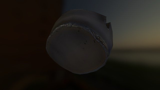 Bolt 3D Model