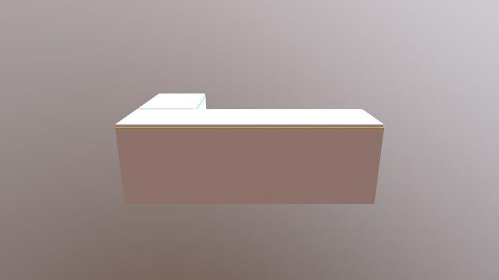 Seat Boxes 3D Model