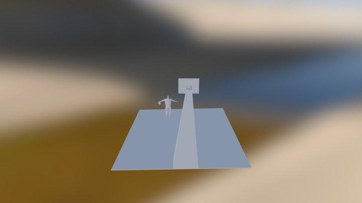 Kb2 3D Model