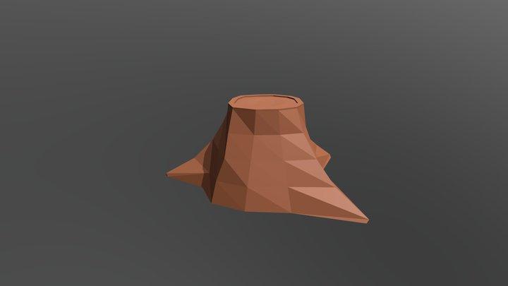 Kanto 3D Model