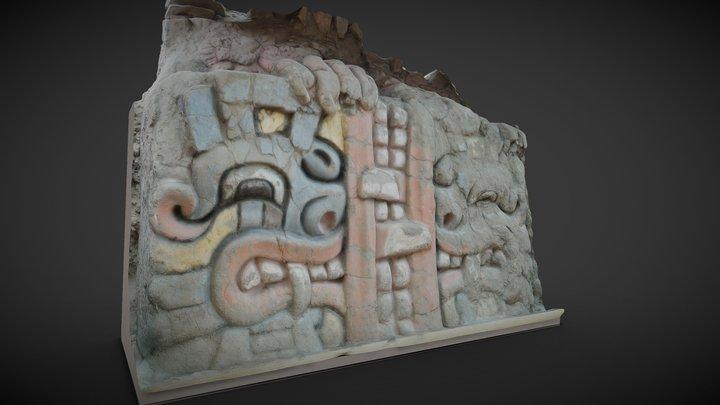 Pilastra Garagay 3D Model