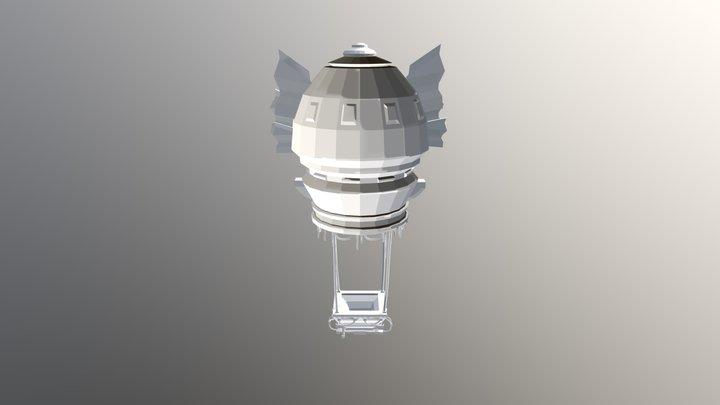 Luchtballon5 3D Model