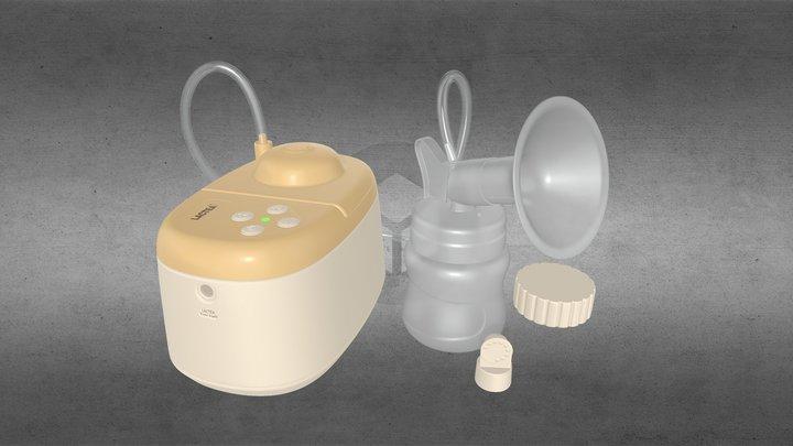 SK Pompa 3D Model