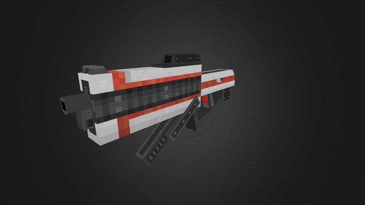 Plasma SMG 3D Model