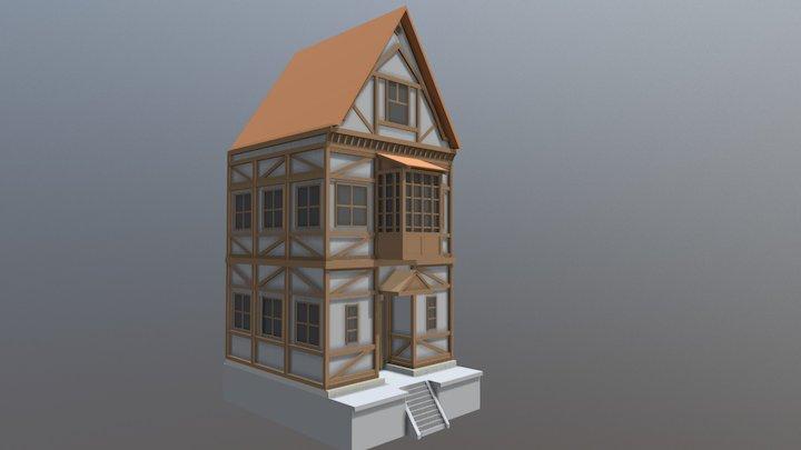 JC FP Building 9 3D Model