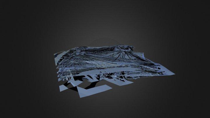3d building for 3ds 3D Model