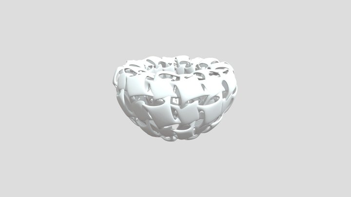 Swirl 3D Model