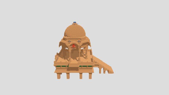 4 3D Model