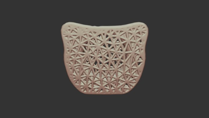 5 11 2017 V0-fillet-voronoi Stl 3D Model