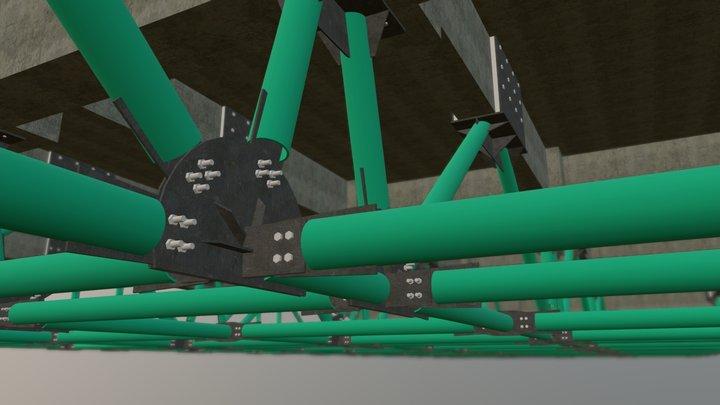 RIO FRIO 3D Model