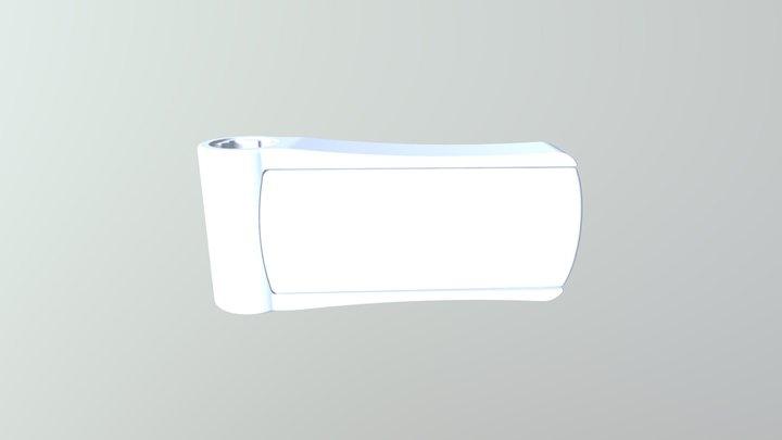 menteşe 3D Model