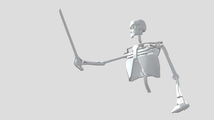 Practice body 3D Model