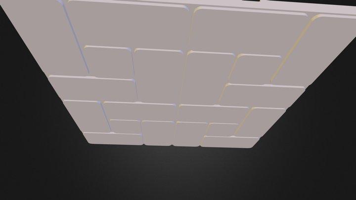 eco flex 2x2 3D Model
