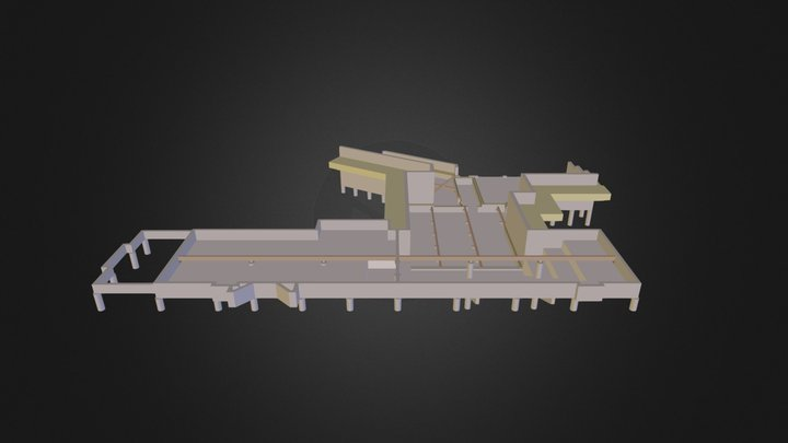 06_girders_ledgers_and_sills 3D Model