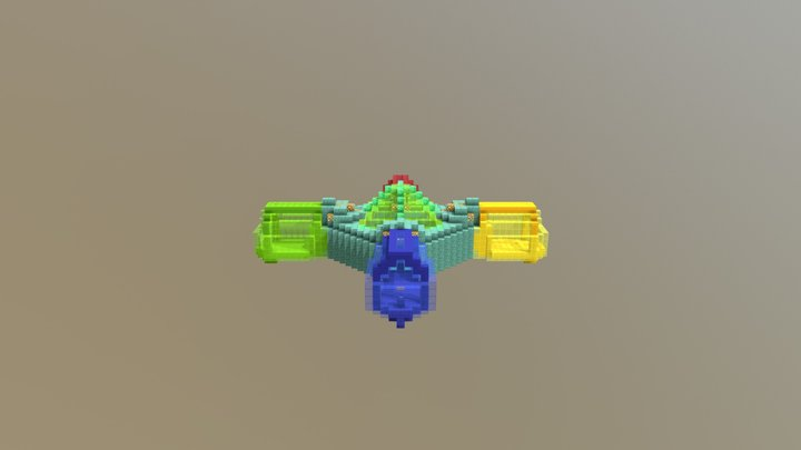 Lobby test 3D Model