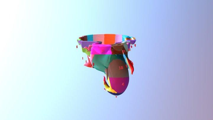 Numerado-brujoparte2 3D Model
