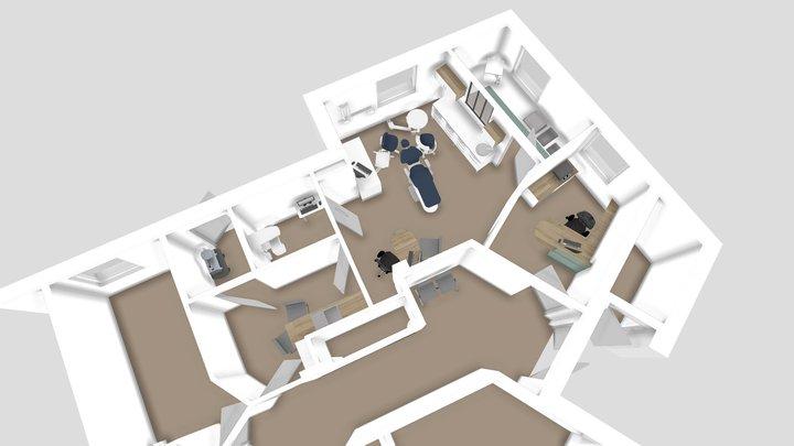 G - Projet 3D 3D Model
