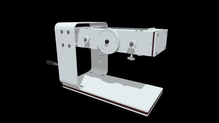 LC Machine: Squirrel 20 3D Model