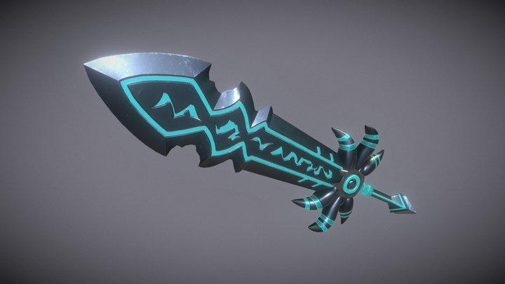 Disgaea Sword - Catastrophe 3D Model