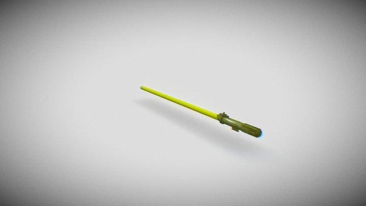 Sabre 3D Model
