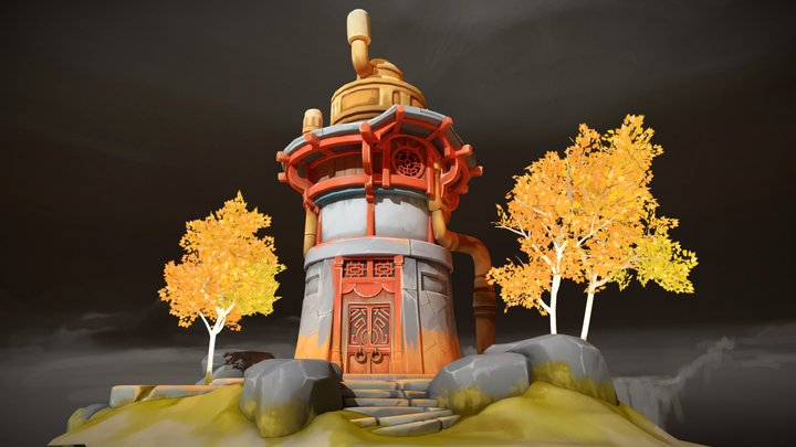Lost heritage? 3D Model