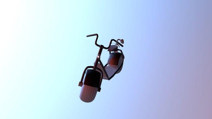3DScooter 3D Model