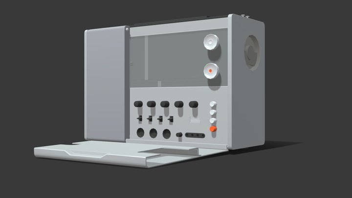 kursovai 3D Model