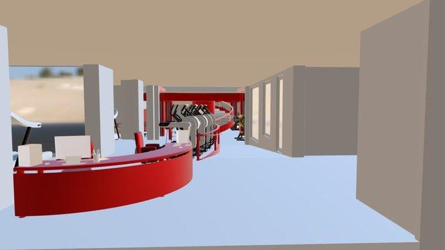 palestra #ready 3D Model