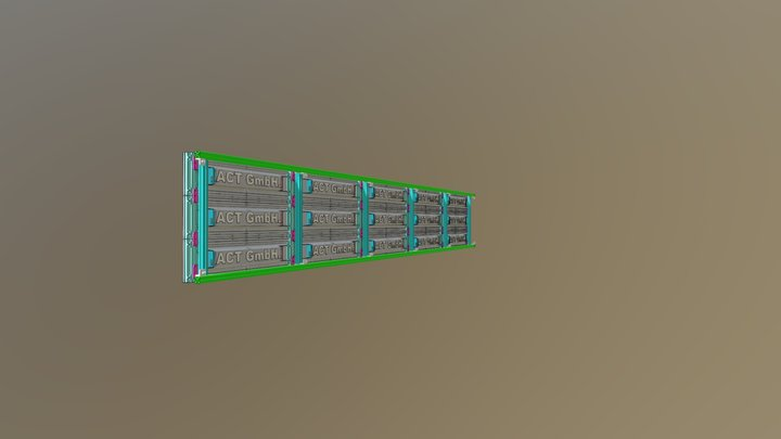 RP2.841 1760x264px 3D Model