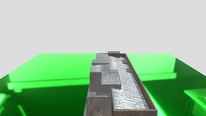 """House """"1"""" Render 3D Model"""