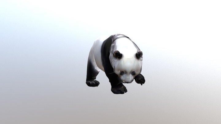 Bear G Posed 0005 3D Model