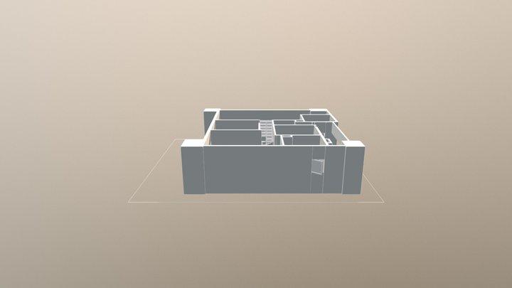 1070325no2 3D Model