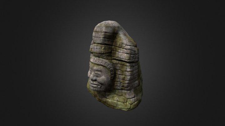 Angkor 3D Model