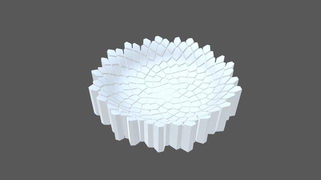 A bowl 3D Model