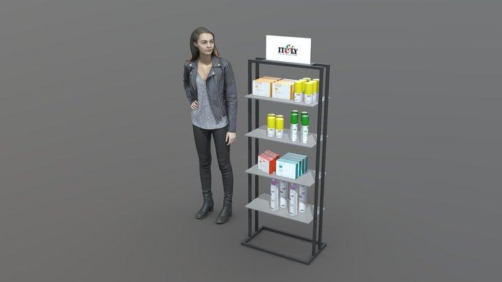v6 3D Model